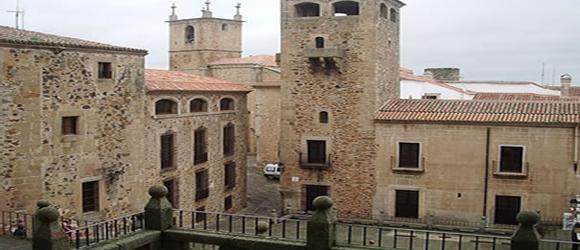 Hoteles en Cáceres