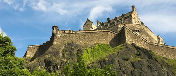 Hoteles en Edimburgo