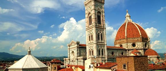Hoteles en Florencia