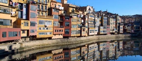 Hoteles en Girona