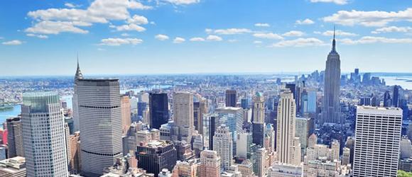 Hoteles en Nueva York