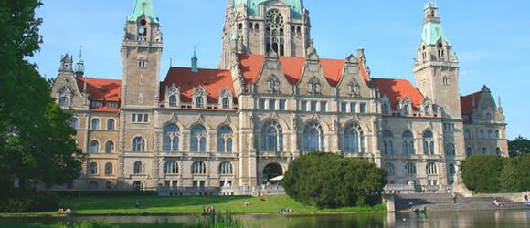 Hoteles en Hanover