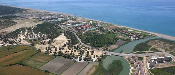 Hoteles en Kundu