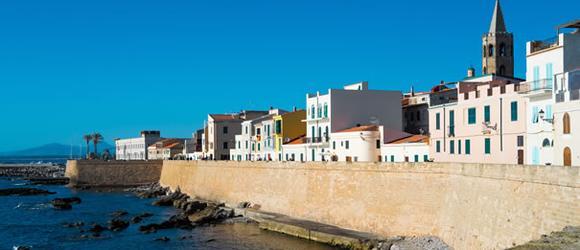 Hoteles en Alguero