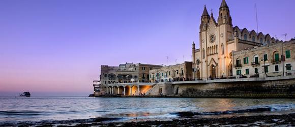 Hoteles en Saint Julians, Sliema