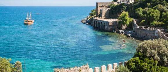 Hoteles en Antalya