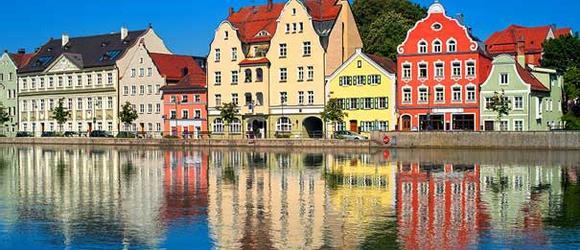 Hoteles en Munich