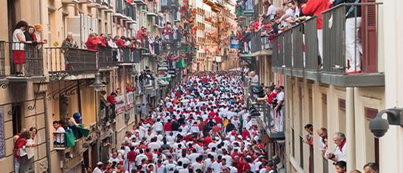 Hoteles en Pamplona