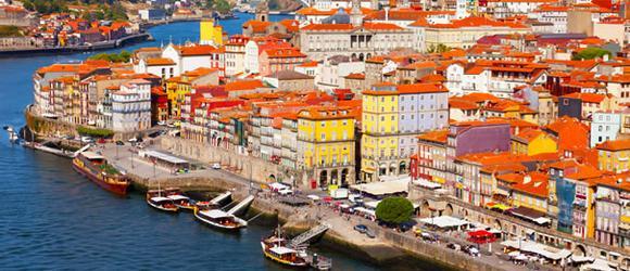 Hoteles en Oporto