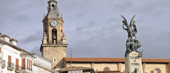 Hoteles en Vitoria