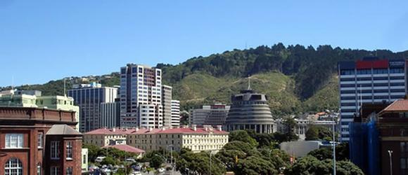 Hoteles en Wellington
