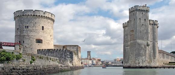 Hoteles en La Rochelle