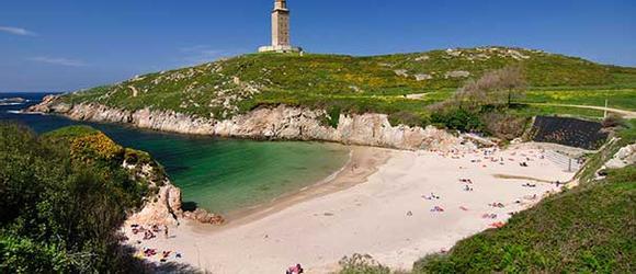 Hoteles en A Coruña