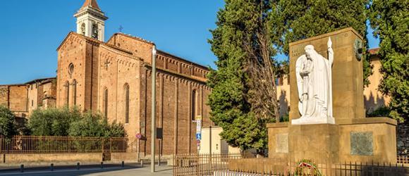 Hoteles en Prato