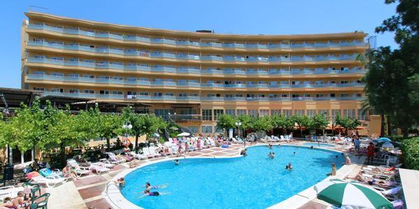 329 hoteles en salou costa dorada oferta hotel desde 9 for Hoteles en salou con piscina
