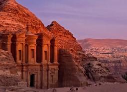 Jordania con Mar Muerto Al Completo