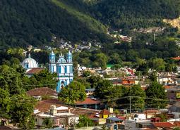 México DF, Chiapas y Yucatán Al Completo