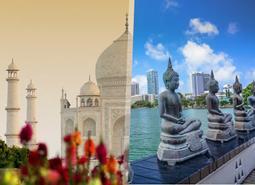 Delhi, Agra, Jaipur y Sri Lanka