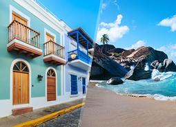 Puerto Rico: San Juan y Vieques