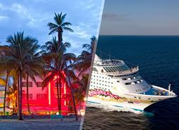 Miami y Crucero a Bahamas