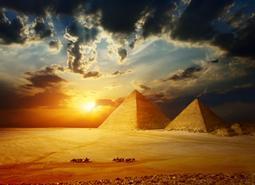 Ganga del Egipto Fantástico