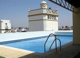 HotelLos Jandalos Santa Maria
