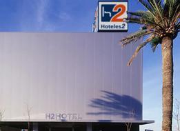 HotelH2 Granada