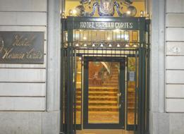 HotelHernan Cortes