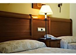 HotelCoso Viejo
