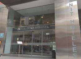HotelZenit Borrell