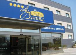 HotelLa Boro�a