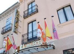 HotelMirador De Santa Ana