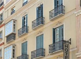 HotelAtarazanas Malaga Boutique