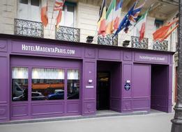 HotelMagenta Paris
