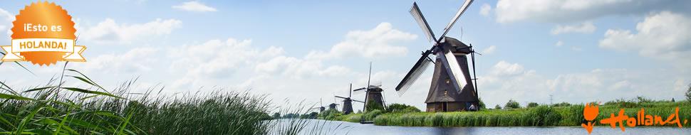Diviértete en tu próxima escapada a Holanda