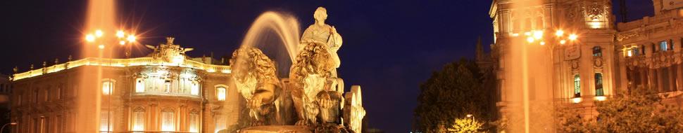 La impresionante capital de España