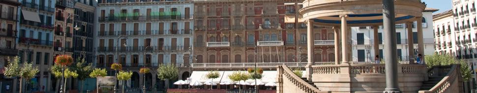 La ciudad de los Sanfermines, la historia y la gastronomía