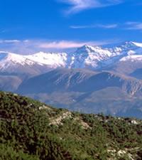 Introducción Sierra Nevada