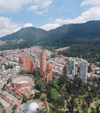 Fiestas en Bogotá