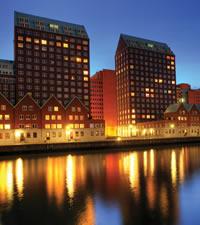 Rotterdam, Puerto Internacional, Ciudad Internacional