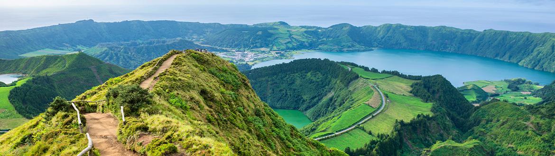 Portugal (Azores): Ruta por la Isla de San Miguel, a tu aire en coche