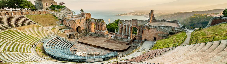 Italia (Sicilia): Ruta por Sicilia, desde Palermo a Cefalú, a tu aire en coche