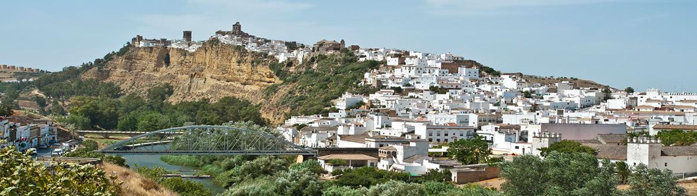 Andaluc a ruta por los pueblos blancos y tesoros - Ruta por andalucia ...