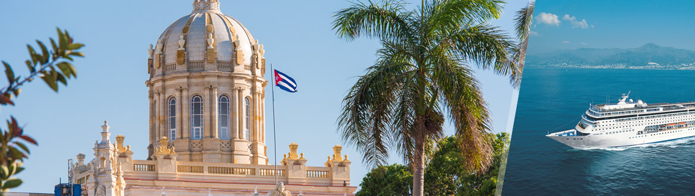 Cuba: La Habana y Crucero por el Caribe Centroamericano 2018, estancia y crucero