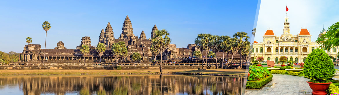 how to get from siem reap to ho chi minh