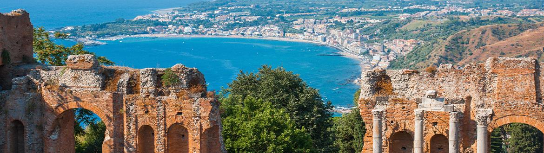 Italia (Sicilia): Ruta por Sicilia, desde Palermo a Erice, a tu aire en coche
