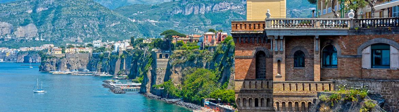 Italia: La Campania, circuito clásico