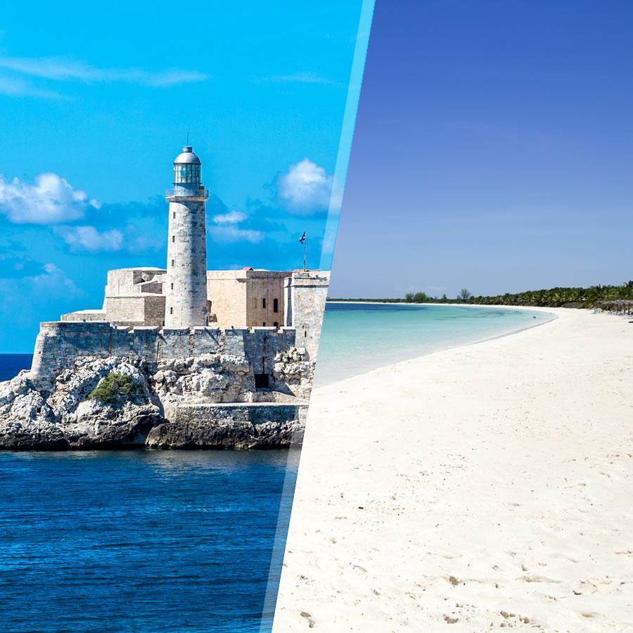 La Habana y Cayo Santa María
