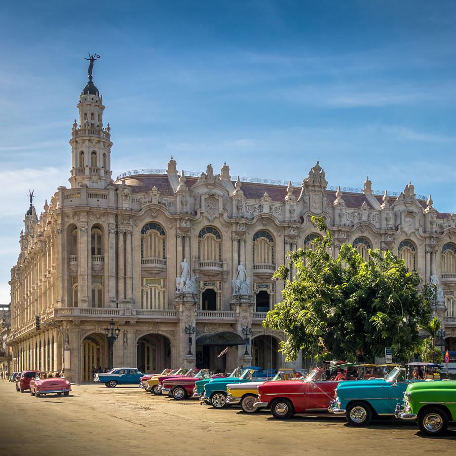 Nueva York, La Habana y Varadero