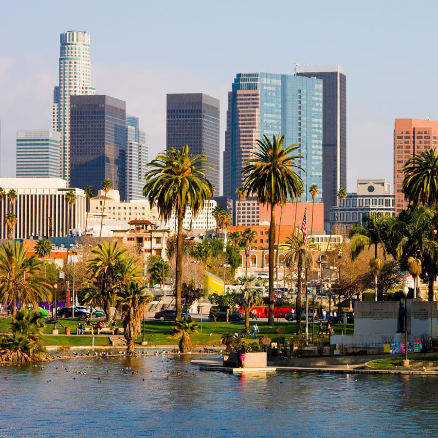 Nueva York, Las Vegas y Los Ángeles